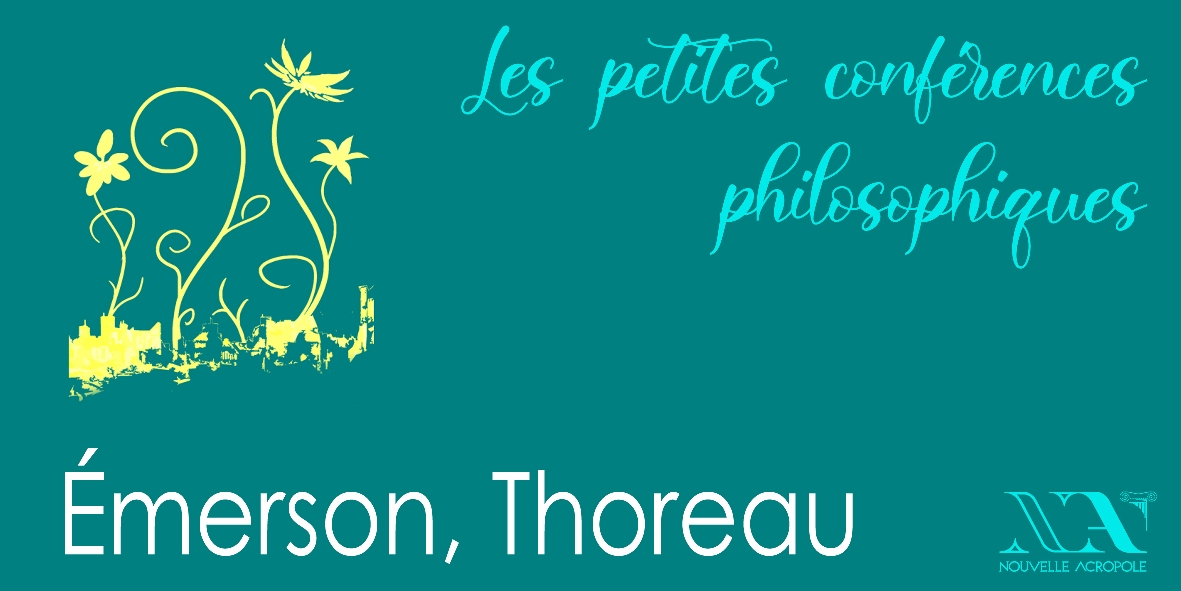 Emerson, Thoreau - Philosophes par nature