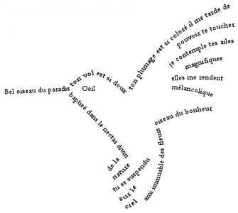La poésie des mots : ouvrir un mot