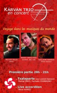Karvan Trio en Concert