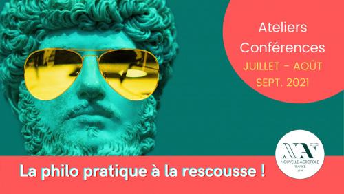 Socrate, père de la philosophie - Atelier conférence