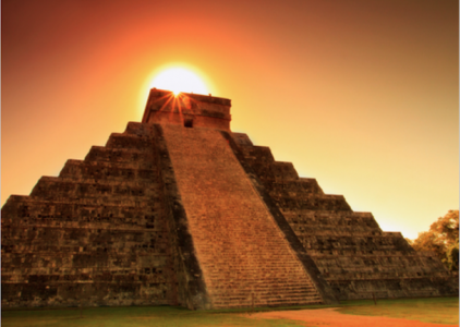 Une nuit avec les Mayas